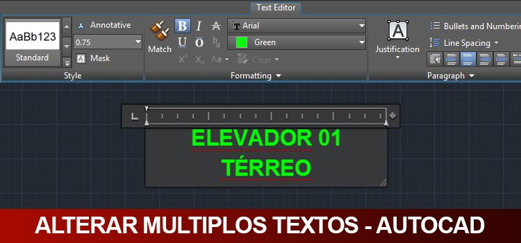 alterar-multiplos-textos