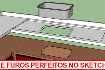 furar-objetos-no-sketchup