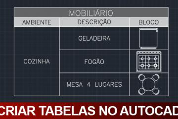 tabelas-no-autocad
