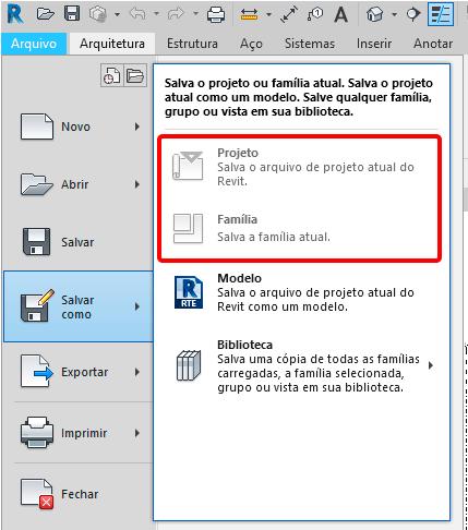 revit-não-salva-arquivo-como-projeto